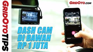 Review Yi Dash Cam   How To   GridOto Tips