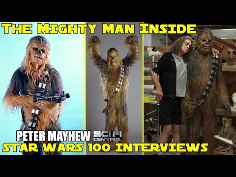 Star Wars 100 Interviews - PETER MAYHEW as Chewbacca