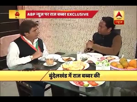 EXCLUSIVE: Step-by-step with Raj Babbar on his election campaign trail