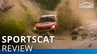 2019 HSV Colorado SportsCat V Series II Review | carsales
