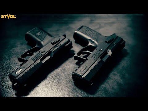 Отличия травматического пистолета T-Rex от CZ P-07