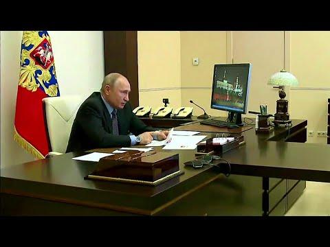 Владимир Путин дал поручения по итогам совещания о ликвидации разлива топлива под Норильском.