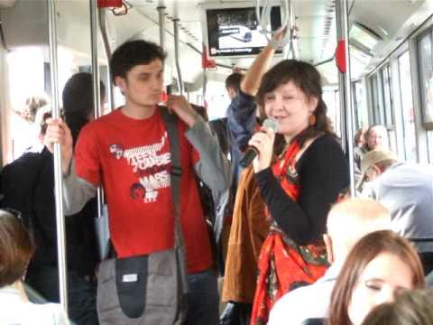 misyjny tramwaj