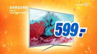 TV Spot - Samsung LED-TV UE-55 K 5679 SUXZG