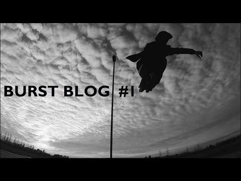 Alex Burston | BURST BLOG #1