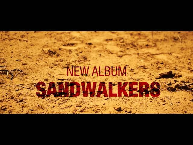 Eden Synthetic Corps - Sandwalkers - Teaser#1 (Upcoming album)