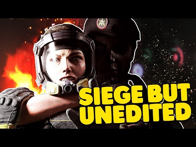 Rainbow Six moments that arent edited