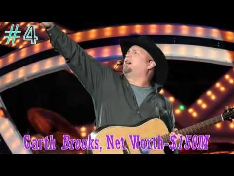Top Richest Country Music Singers in the World