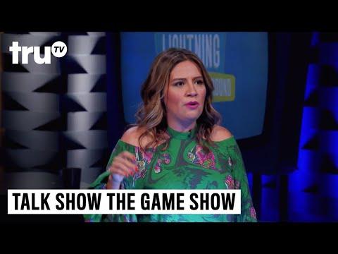Talk  the Game   Lightning Round: Kym Whitley vs. Cristela Alonzo  truTV