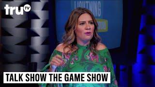 Talk Show the Game Show - Lightning Round: Kym Whitley vs. Cristela Alonzo | truTV