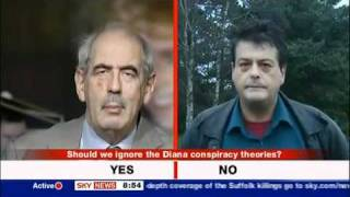 Princess Diana Murder - MI5 Agent exposes truth on Sky News - Assassination or accident???