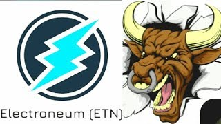 Be Ready For Electroneum Bullrun! ETN & Mobil Cryptocurrencies Will Be Massive