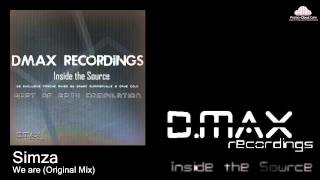 Simza - We are (Original Mix)