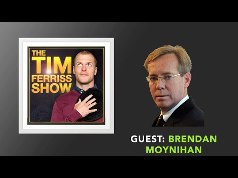 Brendan Moynihan Interview | Full Episode | The Tim Ferriss Show (Podcast)