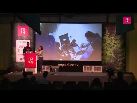 re:publica 2014 - Civic Tech -- of the people, by the pe... on YouTube