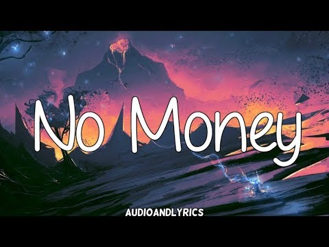 Galantis - No Money (Lyrics)