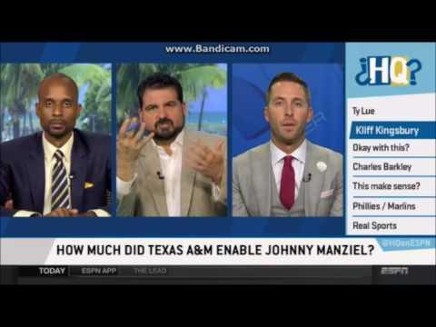 ESPN HQ (Full Episode for 7/26/2016)