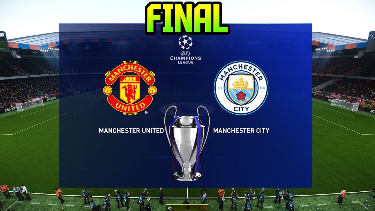 UEFA Champions League Final 2021 - Manchester United vs ...