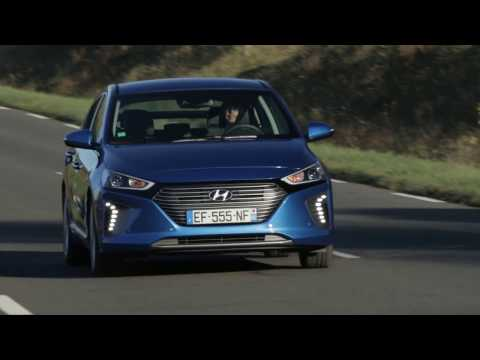 Essai Hyundai Ioniq Hybrid Executive