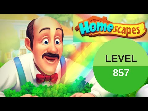 Homescapes Level 857 - How To Complete Level 857 On Homescapes