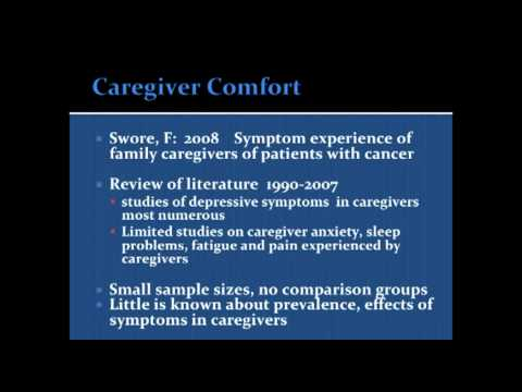 Home Care presented by Kate Leonard, MD