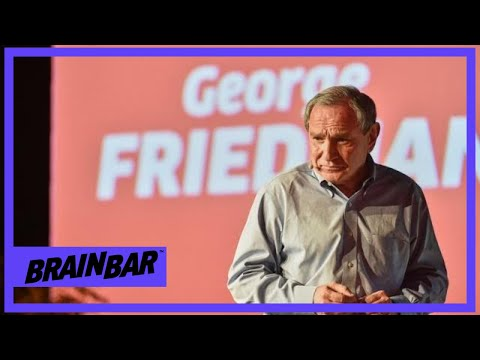 IS THERE A GLOBAL WAR COMING? (George Friedman at Brain Bar Budapest)