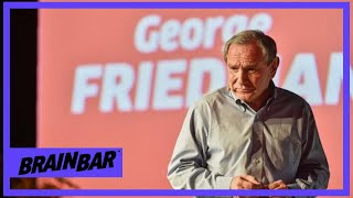 George Friedman, founder of Geopolitical Futures explains how war i...