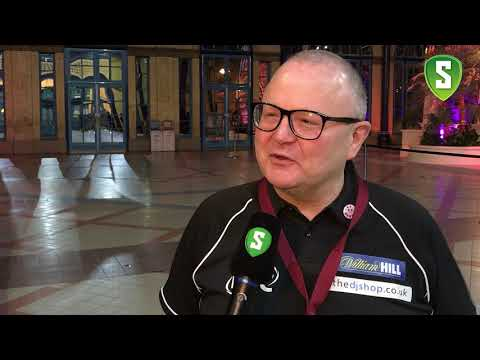 Interview George Noble (darts referee)