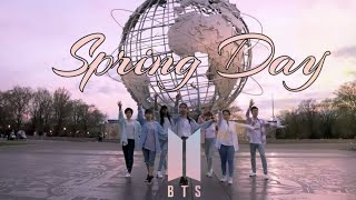 [KPOP IN PUBLIC CHALLENGE NYC TBT] BTS (방탄소년단) - 봄날 (Spring Day) Dance Cover