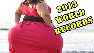 The Weirdest World Records Of 2013