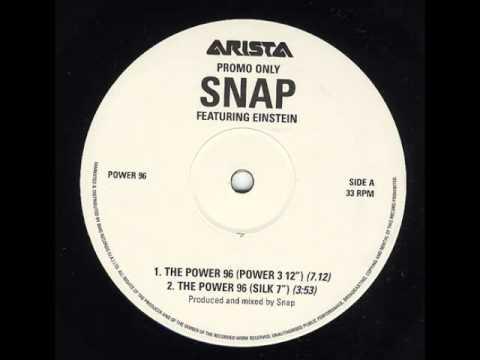 The Power 96 - Snap! Feat. Einstein (Original Version) ♫♪♫