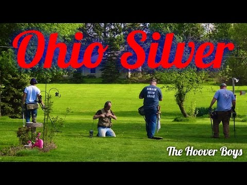 Metal Detecting Silver Coins & Relics, AT Pro F75 CTX 3030 | Ohio Silver
