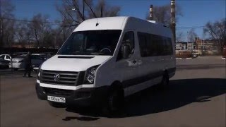 Заказ микроавтобуса на свадьбу Volkswagen Crafter(, 2015-12-04T11:01:57.000Z)