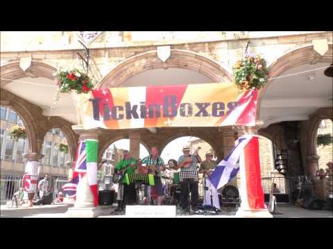 Peterborough multi cultural festival Pt1