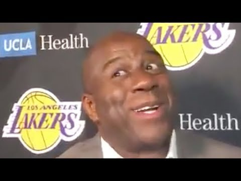 Magic Johnson REACTS To Being ACCIDENTALLY CC'd On Emails TRASHING Him As President Of Lakers!