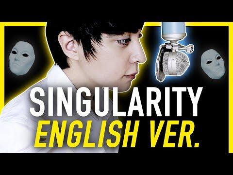 BTS (방탄소년단) V - 'Singularity' (ENGLISH Cover) by Shayne Orok