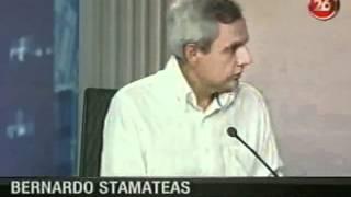 """""""La Ansiedad"""" por Bernardo Stamateas - 14 de Mayo de 2012 por Canal 26"""