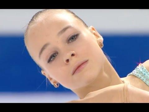 2016 ISU Junior Grand Prix Final - Marseille - Anastasiia GUBANOVA RUS
