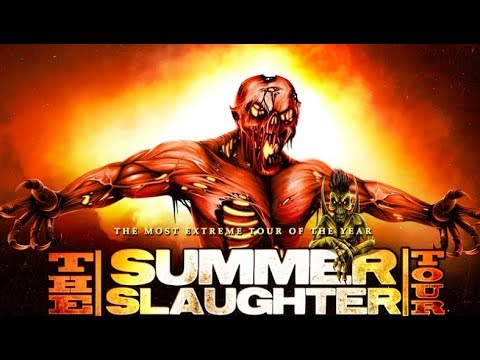 Deicide teased for 2020 'The Summer Slaughter' Tour..!