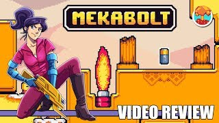 Review: Mekabolt (PS4, Switch, Xbox One, PS Vita & Steam) - Defunct Games