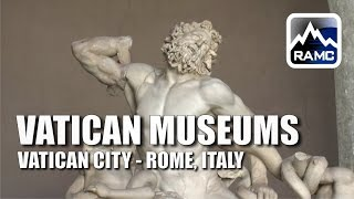 Vatican Museums - Exhibitions, Art & Treasures - Vatican City Guide