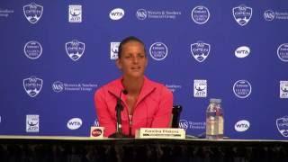 Western & Southern Open   Karolina Pliskova On World No.1