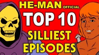 He man - top 10 silliest episodes