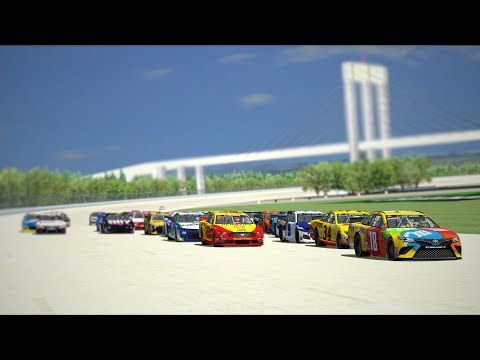 275 MPH Racing At A 7-MILE LONG SuperSpeedway!   NR2003 LIVE STREAM EP523