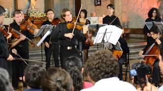 """""""Otoño/Autumn"""" III Movimiento - Las 4 Estaciones Vivaldi - Róger León Violín"""