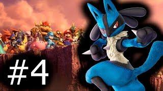 Super Smash Bros Ultimate - MODO AVENTURA #4