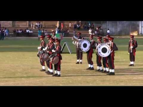 St Thomas college Matara Senior Western Brass Band