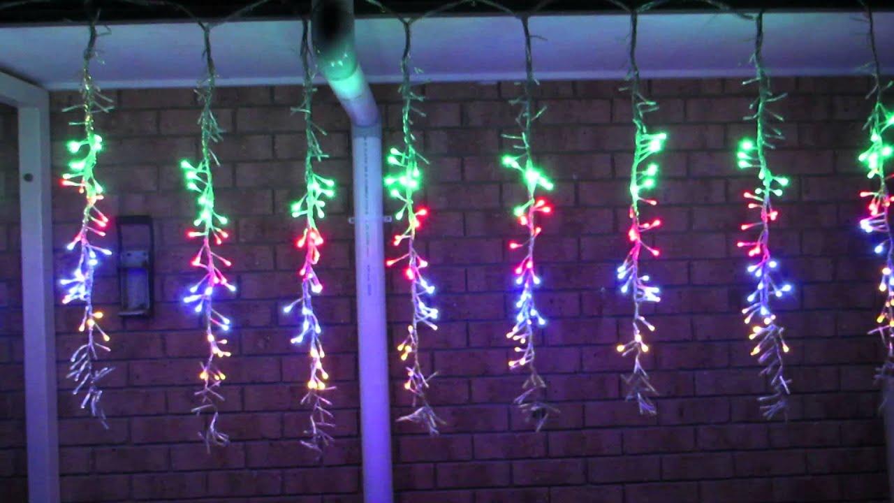 Christmas Light Show Youtube