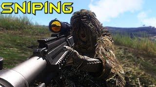 A3 Sniping - Arma 3 Wasteland Stratis Multiplayer (Arma 3/Sniper Gameplay)