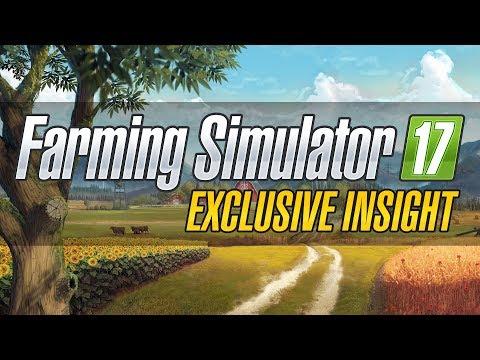 Making Of Farming Simulator 17